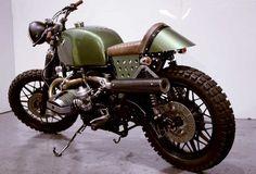 Tutti pazzi per le cafè-racer: le moto più stilose. Foto - Motorlife