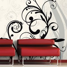Endless Possibilities Mural Full Wall or Chair Rail Sizes - Rosemont Wallcoverings Room Wall Painting, Mural Wall Art, Wall Murials, Wall Decor, Wall Design, House Design, Murals For Kids, Family Wall, Modern Wallpaper