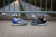 #New #Balance #577 x The Good Will Out: Das Autobahn Pack
