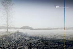 """Cnn Turk: """"Meadow"""" Ambient Advert  by DDB & Co Turkey"""