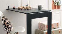 Fabriquer une table polyvalente design avec Bosch // http://www.deco.fr/bricolage-travaux/amenagement/actualite-700338-fabriquer-table-polyvalente-design-bosch.html