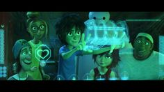 Big Hero 6 takes the future of tech to a whole new level | The tech inspirations for Big Hero 6, the latest animated film with Marvel comic book roots and a Disney spin. Buying advice from the leading technology site
