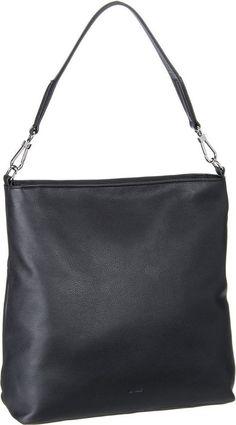 BREE Handtasche »Cary 13« für 229,00€. Beuteltasche / Hobo Bag, Leder, Ein Reißverschlussfach auf der Rückseite bei OTTO
