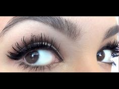 Perfect Mascara Routine for Huge Long Lashes I COULD NOT BELIEVE IT EVEN WHEN I SAW IT