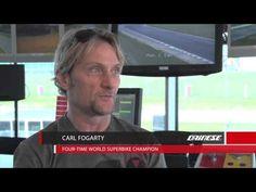 Evoluzione del D-air. Video con Guy Martin, Leon Haslam e Steve Parish.    Featured on ScooterFile.com