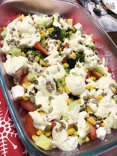 Cobb Salad, Potato Salad, Food And Drink, Potatoes, Ethnic Recipes, Impreza, Healthy Eating, Menu, Diet