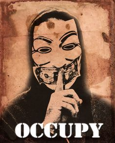 5 November 2016 GET YOUR MASKS READY!! Expect us. We are legion. We are you.   #Anonymous