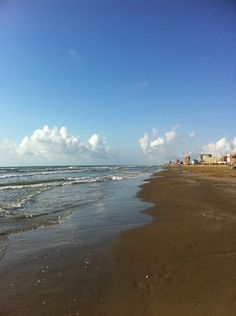 South Padre Island Texas - Loved it when I was there.  You can drive on the wide beaches for up to 30 miles, camp there, all for free.  The dunes are extraordinary!  Only 3 miles of the island is used for hotels and tourism.  Want to go back!