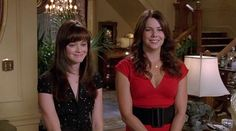 I got Lorelai and Rory! Which TV Mom And Child Relationship Are You And Your Mom?