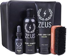 online shopping for ZEUS Deluxe Beard Grooming Kit Men, Sandalwood from top store. See new offer for ZEUS Deluxe Beard Grooming Kit Men, Sandalwood Tata Harper Resurfacing Mask, Scar Cream, Beard Grooming Kits, Beard Shampoo, Tommy Hilfiger Handbags, Ceramic Flat Iron, Moroccan Oil, Gifts For Husband, The Balm
