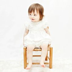 f97a21cb357 Adore Baby | Girls Christening | Girls Christening Romper Chloe Girls  Christening Dress, Baptism Outfit