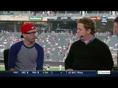 The actors who played 'Ham' and 'Squints' in the baseball film 'The Sandlot' stop by Twins Live to talk baseball, the 20 year anniversary of the movie and more. The Sandlot, Minnesota Twins, Ham, Baseball Cards, Night, Sports, People, Youtube, Musica