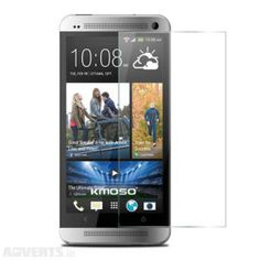 Premium Tempered Glass Film Screen Protector for HTC One M7
