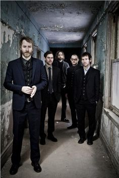 "The National — I just love the atmospheric ""Anyone's Ghost"""