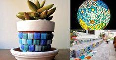 Cómo+hacer+mosaiquismo+para+decorar+objetos,+la+casa+y+el+jardín