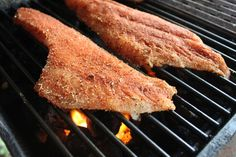Quick and Easy Blackened Red Snapper on the Grill