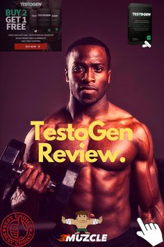 Testogen Review: Does Testogen Really Work or Scam? Find Out Now! TestoGen is a 100% natural testosterone booster that contains only natural and pure ingredients to boost your testosterone safely and easily. #testogen Low Testosterone Levels, Natural Testosterone, Testosterone Booster, Muscle Building Tips, Build Muscle Mass, You Fitness, Fitness Goals, Athlete Nutrition, Lack Of Energy