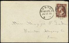 Louisa May Alcott to Maggie Lukens