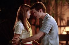 A WALK TO REMEMBER - Mandy Moore and Shane West