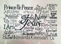 Free Cross Stitch Design His Name is Jesus Cross Stitch Designs, Cross Stitch Patterns, Church Quotes, Jesus On The Cross, Names Of Jesus, Fabric Art, Christian Quotes, Cross Stitching, Inspirational Quotes