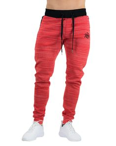 Prime Training Pants - Red - Strong Liftwear