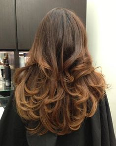 Mocha Ombre on Asian hair | Yelp