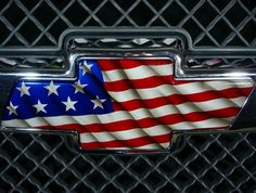 chevy truck emblems american flag google search usa. Black Bedroom Furniture Sets. Home Design Ideas