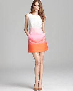 DIANE von FURSTENBERG - Dress - Carpreena Gradual Stripe @Bloomingdale's
