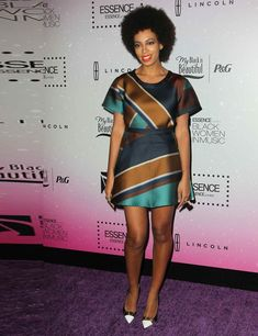 Solange Knowles' Style File