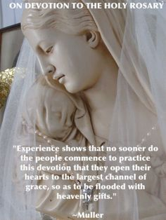 Holy Rosary....