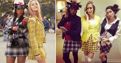 Zurück in die 90er mit diesen Halloween-Kostümen #News #Fashion
