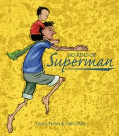 No Kind of Superman - Book