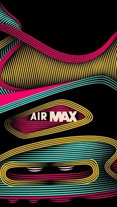 NIKE ® Air Max by Patrick Seymour, via Behance