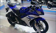 Motor sport full fairing dengan desain stripping yang sporty, 6 speed, dan…