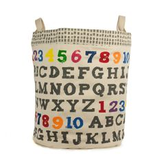A to Z Large Tote &