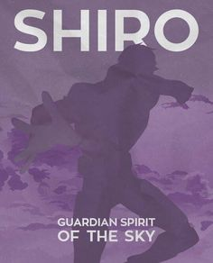 Shiro Guardian Spirit of the Sky from Voltron Legendary Defender
