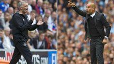 Por la fecha 4 de la Premier League se enfrentarán Mourinho vs Guardiola. Setiembre 08, 2016.