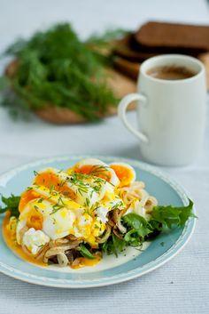 Kokkama Ragnega: Kodujuustuvõileib keedumuna ja praesibulaga