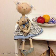 Фотографии Кукла Тильда (СПб)/ Купить игрушку ручной работы – 5 альбомов…