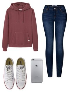 """lovin' this"" by mirandacervantes ❤ liked on Polyvore featuring MANGO MAN, 2LUV and Converse"