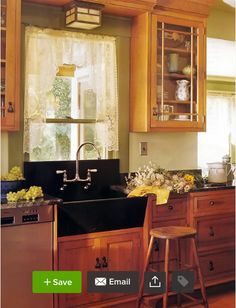 Possible solution for countertop higher than existing window