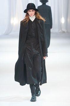 Défile Ann Demeulemeester Homme Automne-hiver 2013-2014 - Look 12