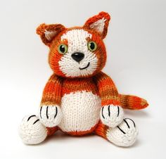 Jasper the Tom Kitten Knitting pattern by Penny Connor | Knitting Patterns | LoveKnitting