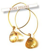 Swarovski Classic Drops - Noon's #1 Best Seller! Sterling Silver / 14k Gold Fill