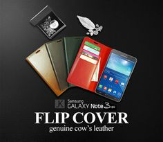100% made of real genuine cow's leather and hand assembled by experienced craftsmen,  Jacklyn Genuine Cow's Leather Flip Cover for Galaxy Note 3 Neo offers a top quality protection for your Smartphone.