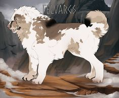 Varra 3165 by Ulfrheim on DeviantArt Fantasy Wolf, Fantasy Art, Animal Sketches, Animal Drawings, Cartoon Dog Drawing, Big Wolf, Wolf Character, Wolf Design, Fantasy Drawings