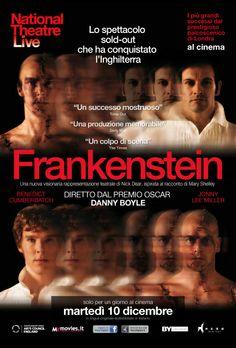 Theatre Live London: Frankestein (10/12)