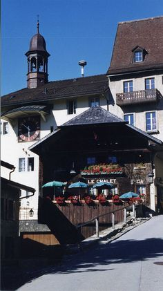 Gruyeres, Switzerland