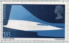 Not many machines get the honour of appearing on a stamp. Concorde has been a part of British engineering pride and heritage.
