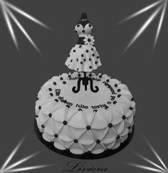 šaty , narodeninové torty | Tortyodmamy.sk